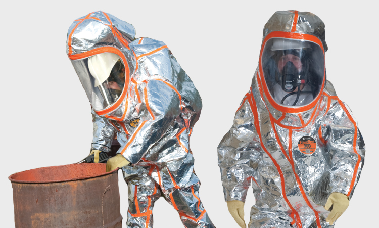 Kappler Frontline FR 500 Chemical & FR Protection Suits