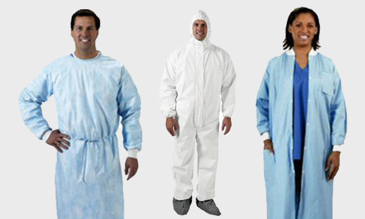 Kappler ProVent 10000 Series Medical Protection Garments