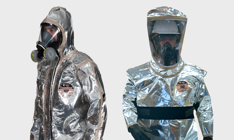 Kappler Frontline FR 300 Chemical & FR Protection Suits