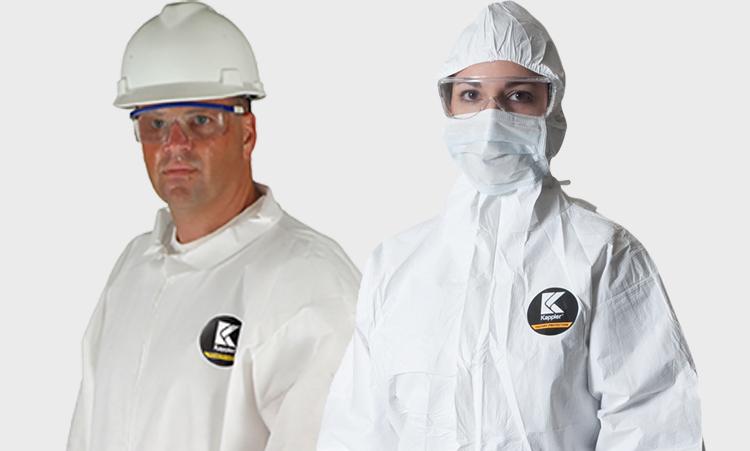 Kappler ProVent - General Hazard Protection Suits