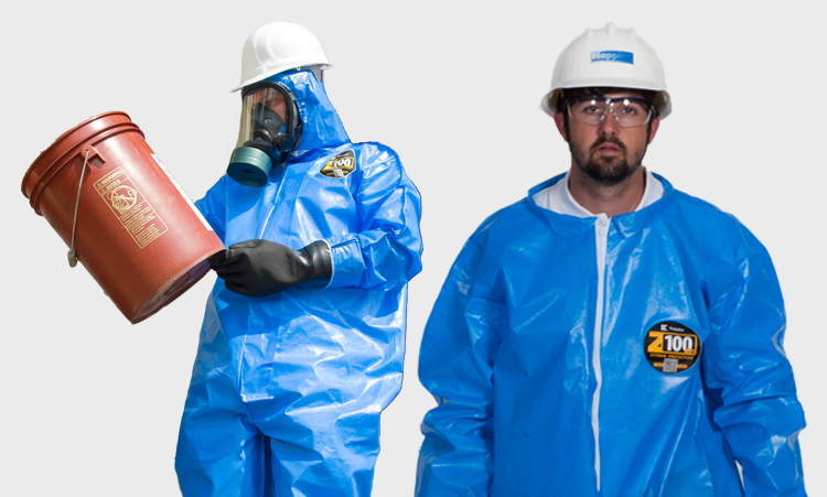 Kappler Z100XP Zytron 100XP Chemical Protection Suit