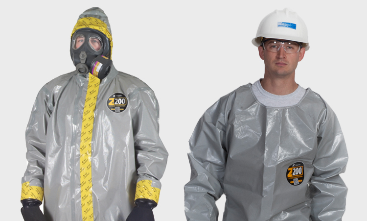 Kappler Z200 Zytron 200 Chemical Protection Suit