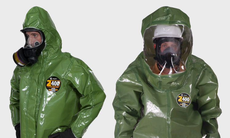 Kappler Z400 Zytron 400 Chemical Protection Suit